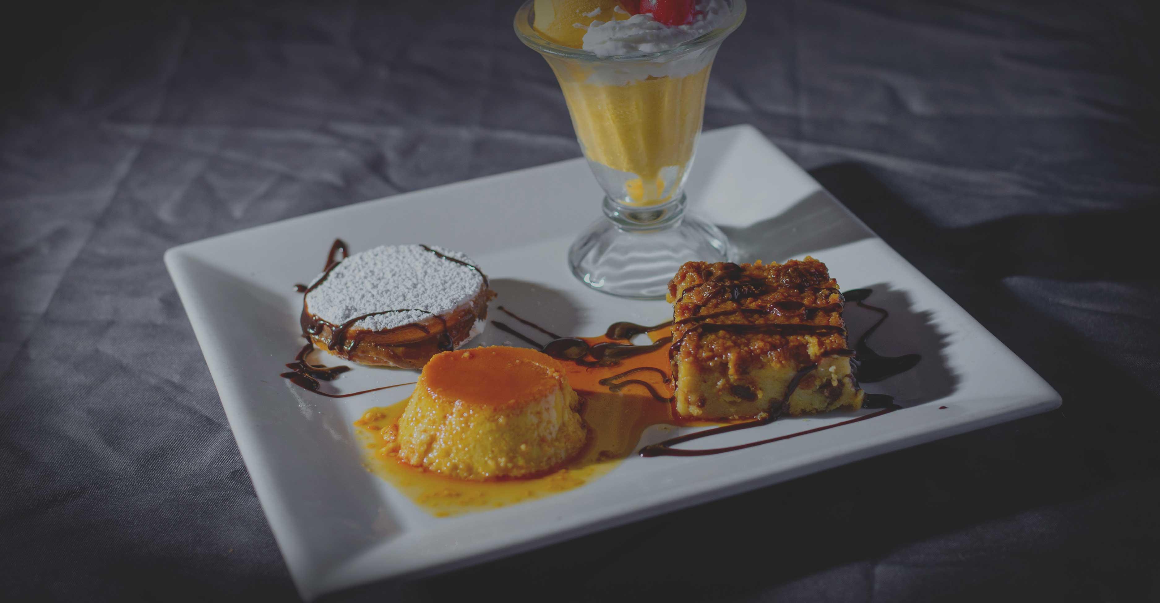 Postre Platter, Dessert Platter