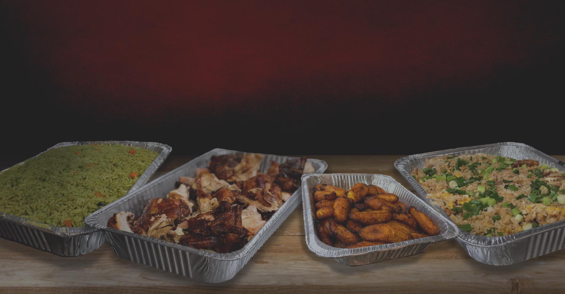 El Pollo Inka Catering